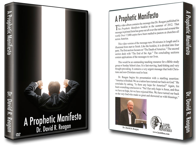 A Prophetic Manifesto DVD Both