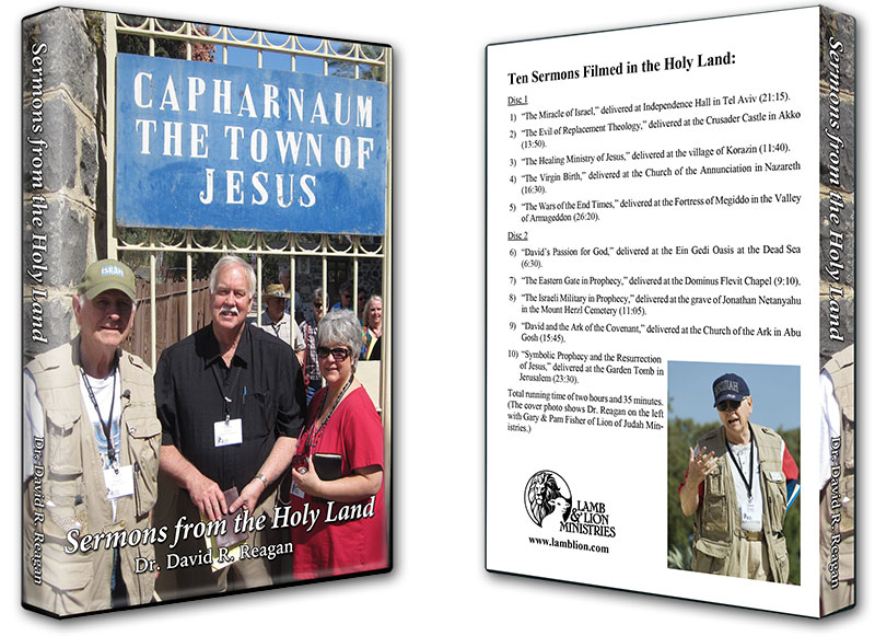 Sermons from the Holy Land Both