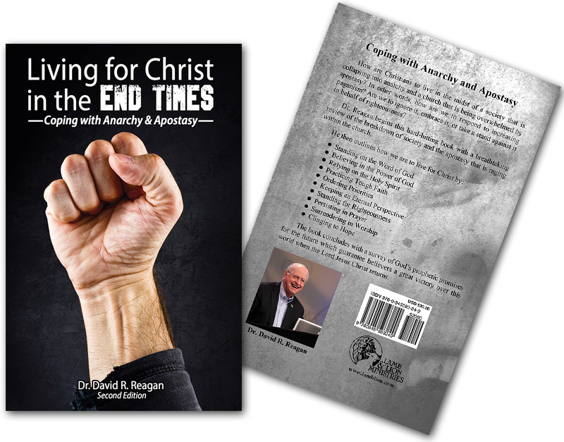 Living For Christ In The End Times Book Both