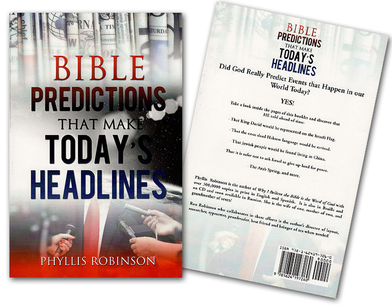 Bible Predictions That Make Today's Headlines Both
