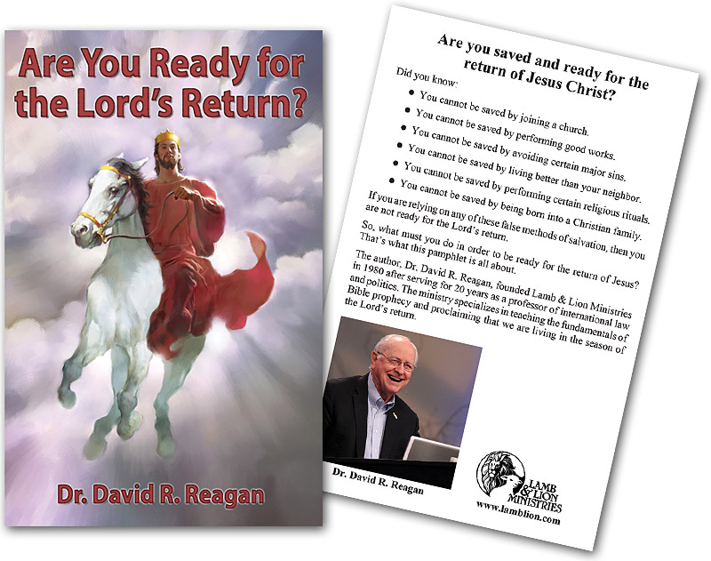 Kinder Garden: Are You Ready For The Lord's Return?