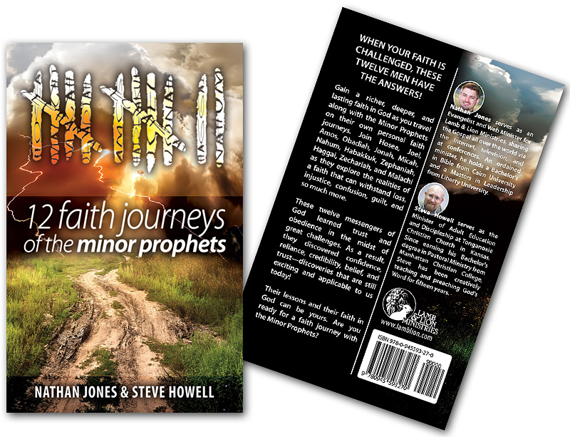 12 Faith Journeys of the Minor Prophets Both