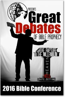 Great Debates of Bible Prophecy