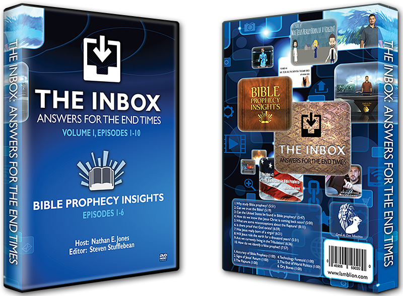 The Inbox: Answers for the End Times, Volume I both