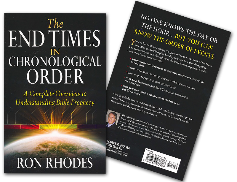 The End Times in Chronological Order both