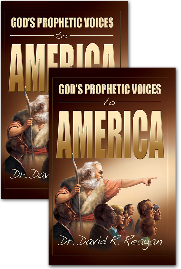 Offer 780 - God's Prophetic Voices to America Special