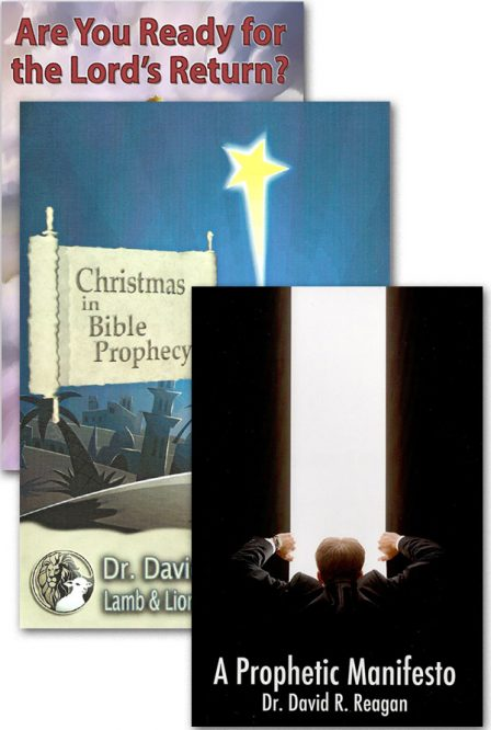 Offer 795 - Christmas in Bible Prophecy Special
