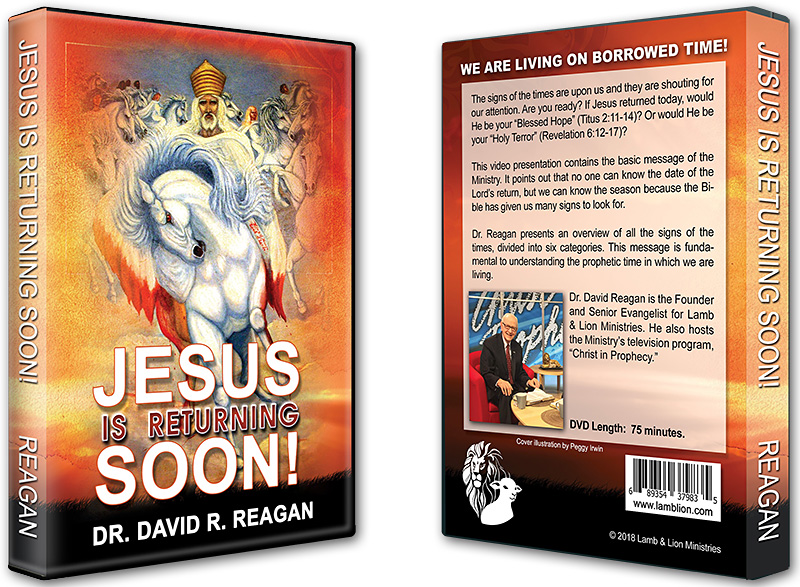 Jesus is Returning Soon! Both