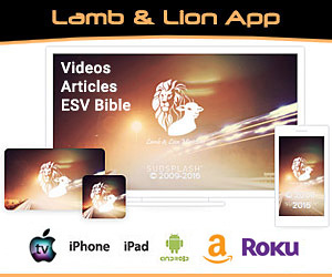 Lamb and Lion App