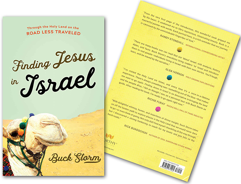 Finding Jesus in Israel both