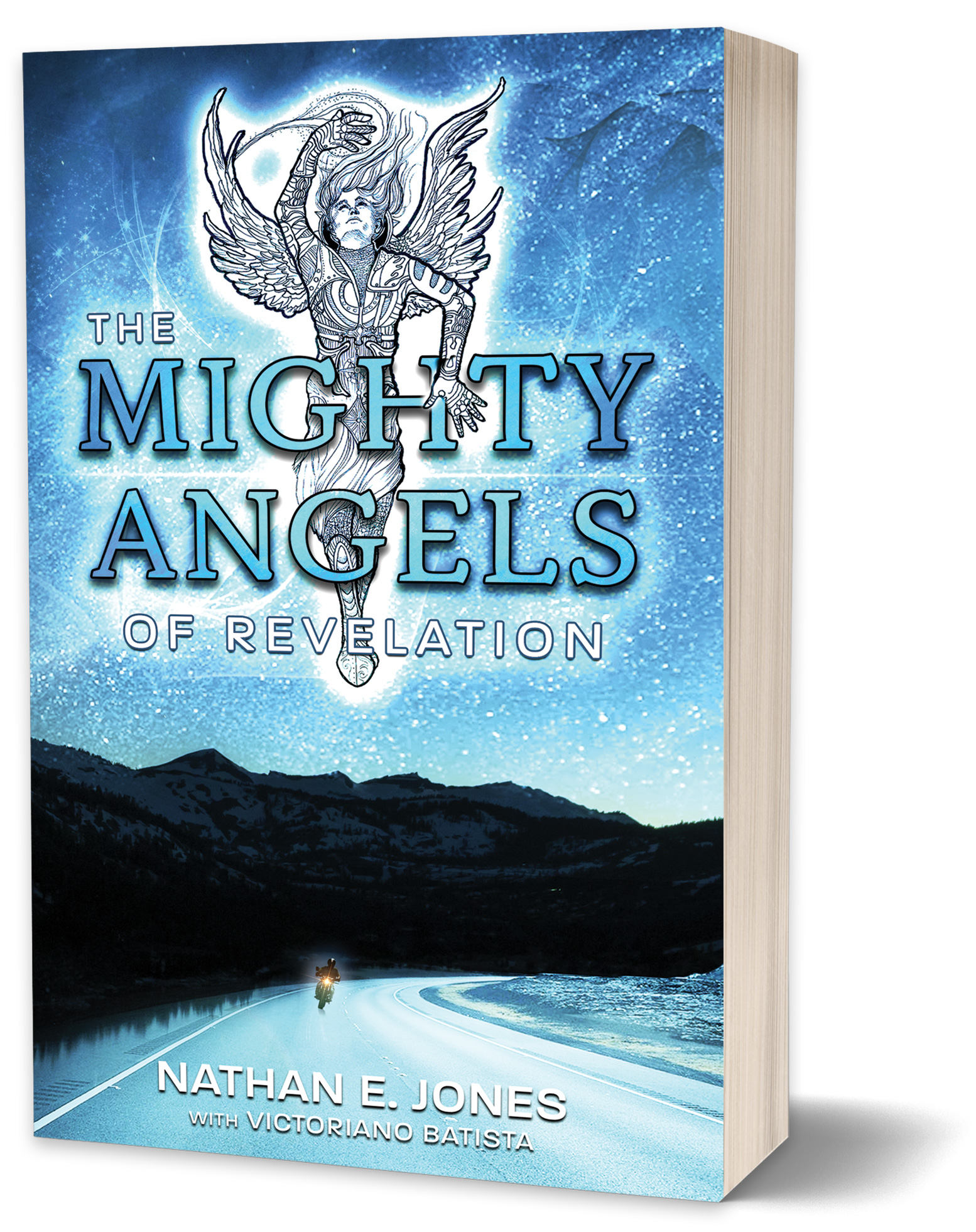 The Mighty Angels of Revelation - Cover