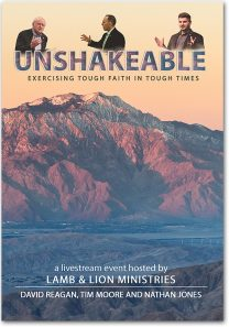 Unshakeable: Exercising Tough Faith in Tough Times