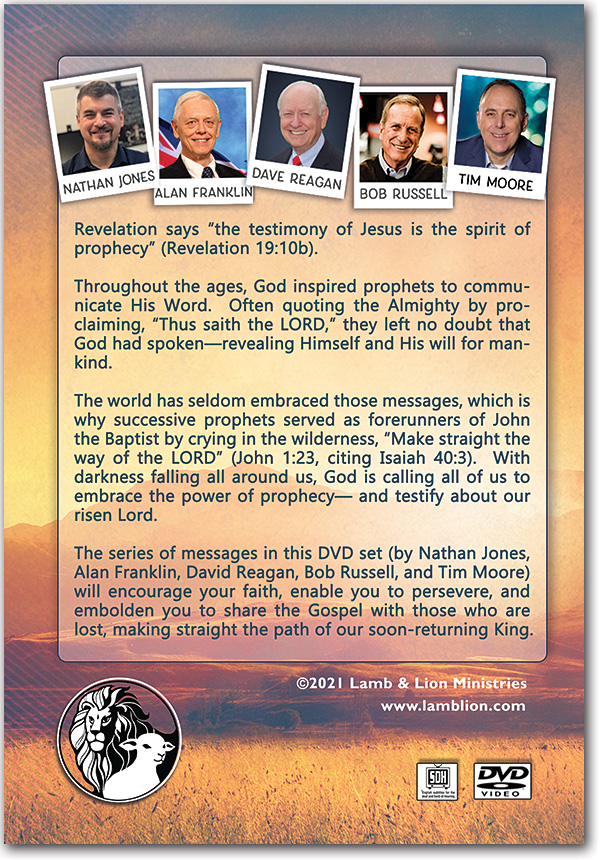 2021 Bible Conference back