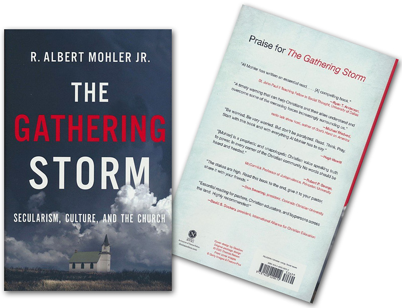 The Gathering Storm both