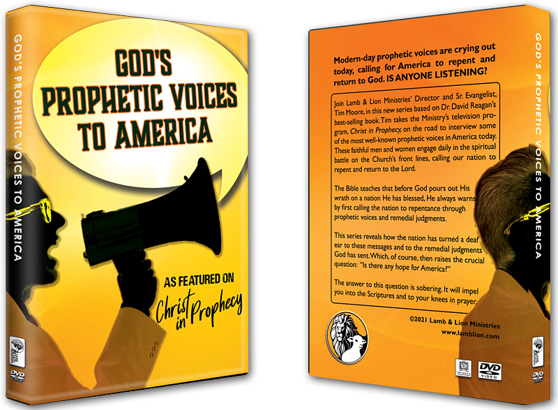 God's Prophetic Voices to America both